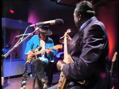 Albert King & Stevie Ray Vaughan — In Session 2010 1983