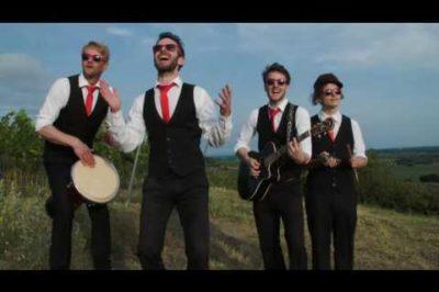 Martin Hrubý s kapelou Bůhví - Zdravice do Hostivice